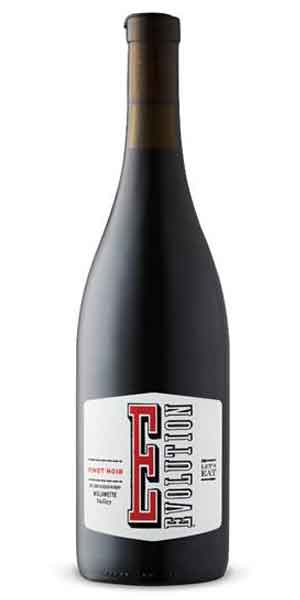 A product image for Evolution Pinot Noir