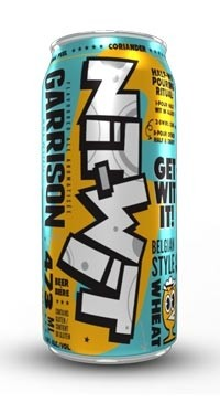 A product image for Garrison NIT WIT Can