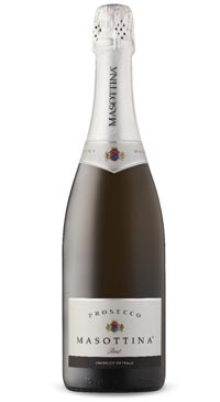 A product image for Masottina Prosecco DOC Treviso Brut