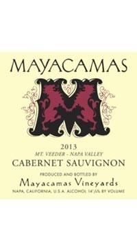 A product image for Mayacamas Cabernet Sauvignon 2014
