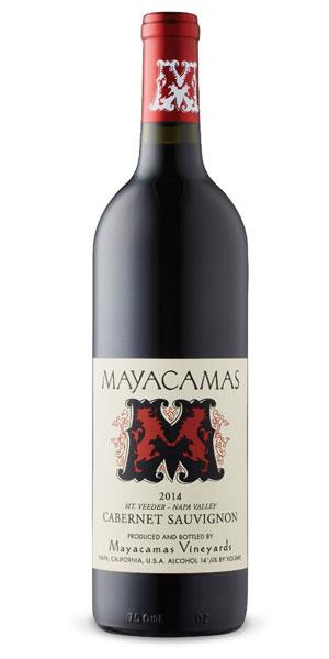 A product image for Mayacamas Cabernet Sauvignon 2015