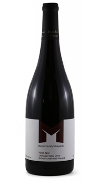 A product image for Meyer McLean Creek Pinot Noir