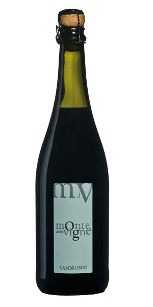 A product image for Monte delle Vigne Lambrusco