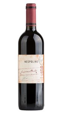 A product image for Poderi Nespoli Nespolino Rosso Rubicone IGT