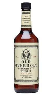 A product image for Old Overholt Straight Rye Whiskey