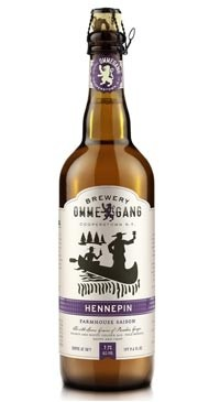 A product image for Ommegang Hennepin