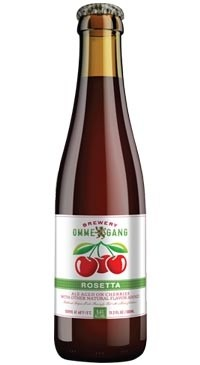 A product image for Ommegang Rosetta