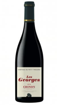 A product image for Chateau du Petit Thouars Rouge Les Georges Chinon