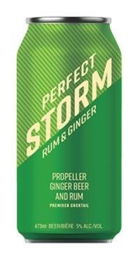 A product image for Propeller Perfect Storm Rum & Ginger