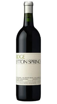A product image for 375ml Ridge Lytton Springs