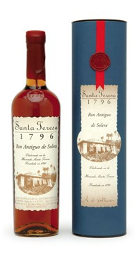 A product image for Ron Santa Teresa 1796