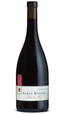 A product image for Sokol Blosser Dundee Pinot Noir