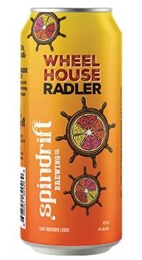 A product image for Spindrift Wheelhouse Radler