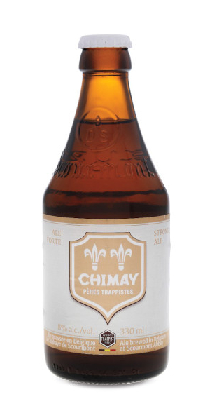A product image for Chimay White