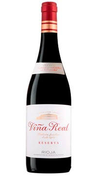 A product image for Vina Real Reserva