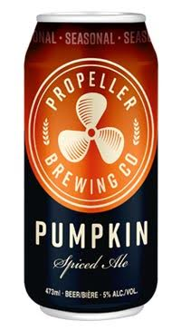 A product image for Propeller Pumpkin Ale 473ml