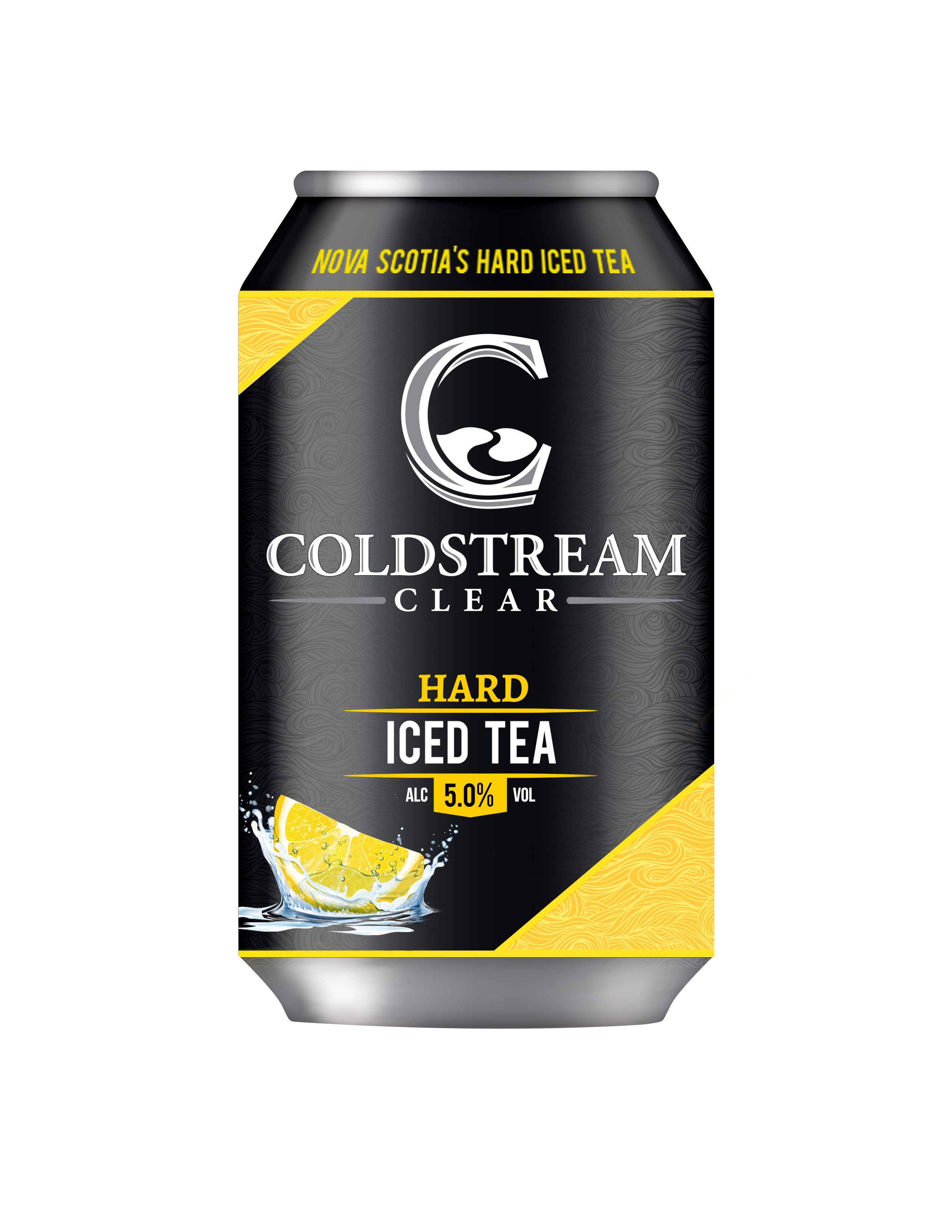 A product image for Coldstream Hard Ice Tea 6pk