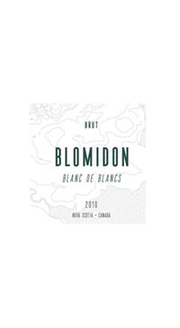 A product image for Blomidon Blanc de Blancs 2010