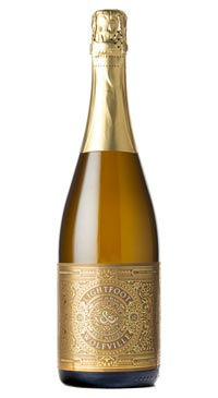 A product image for Lightfoot & Wolfville Blanc de Blanc Brut Nature