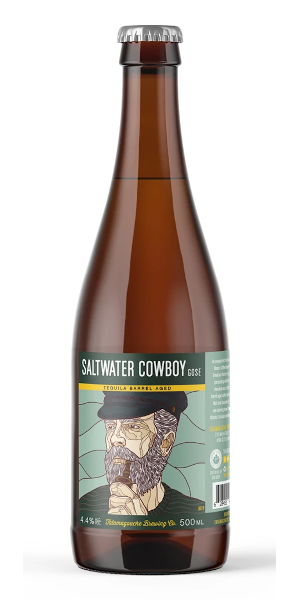 A product image for Tata Saltwater Cowboy Gose