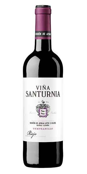 A product image for Vina Santurnia Joven Tinto
