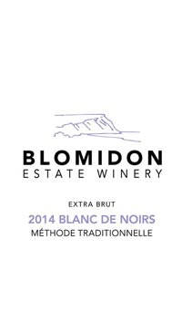 A product image for Blomidon Blanc de Noirs