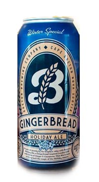 A product image for Breton Brewing Gingerbread ESB