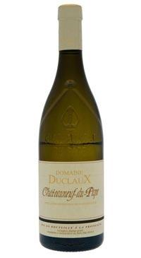 A product image for Domaine Duclaux Chateauneuf du Pape Blanc