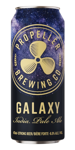A product image for Propeller Galaxy NEIPA