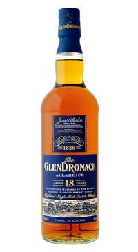 """A product image for GLENDRONACH 18 YO """"Allardice"""""""