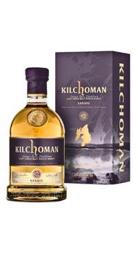 A product image for Kilchoman Sanaig Islay