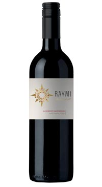 A product image for Raymi Cabernet Sauvignon