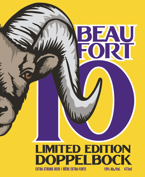 A product image for Spindrift Beaufort 10 Doppelbock