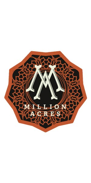 A product image for Upstreet – Million Acres Sour Abbey