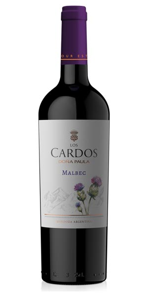 A product image for Los Cardos Malbec