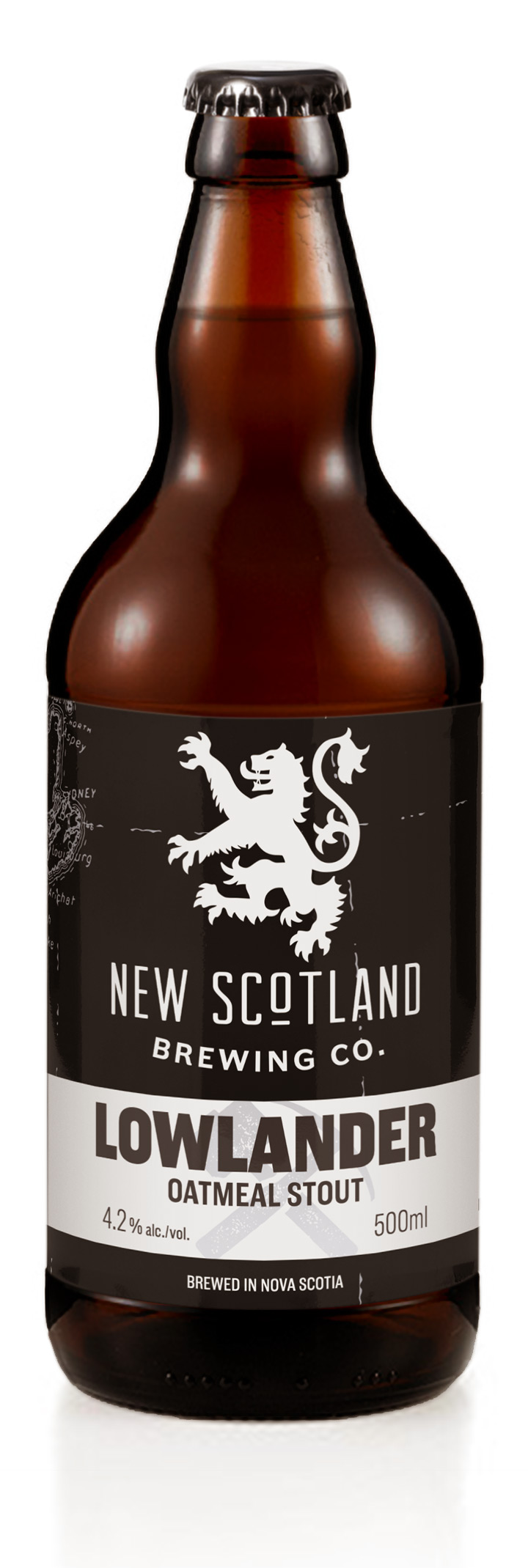 A product image for New Scotland Lowlander Stout