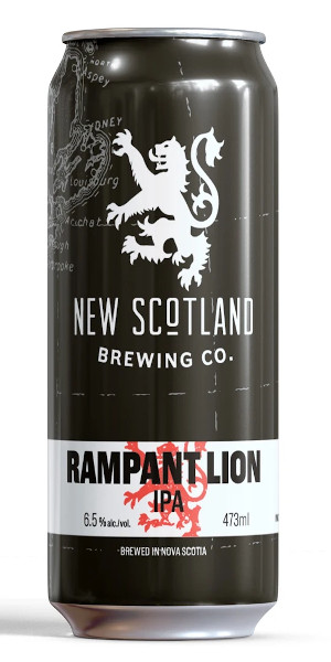 A product image for New Scotland Rampant Lion NEIPA