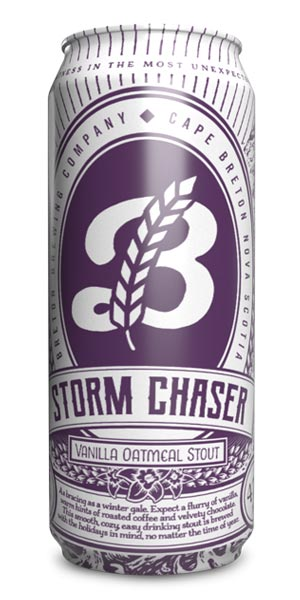A product image for Breton Brewing Storm Chaser