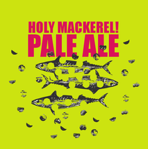 A product image for Saltbox Holy Mackerel Pale Ale