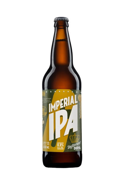 A product image for Garrison Imperial IPA