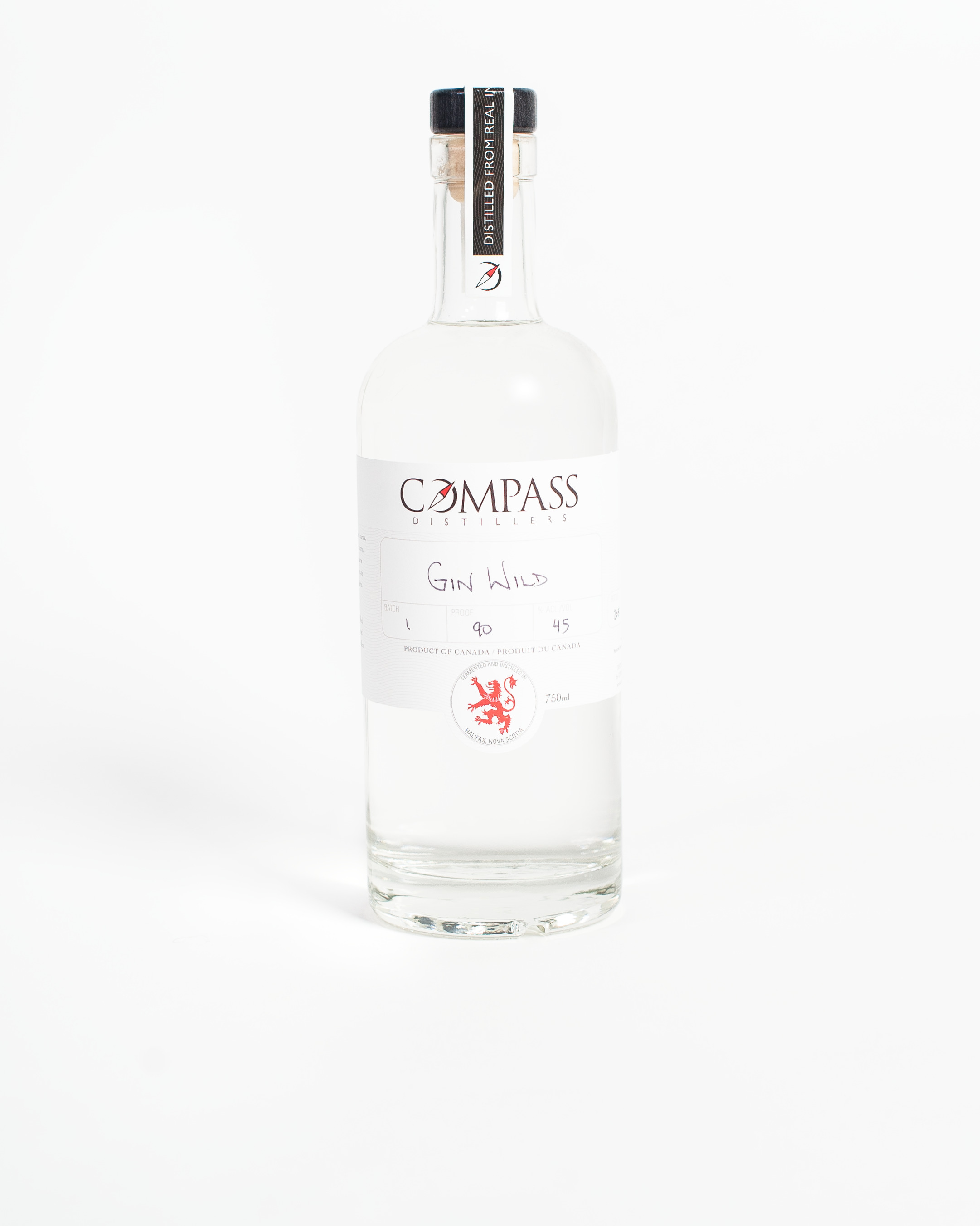 A product image for Compass Gin Wild