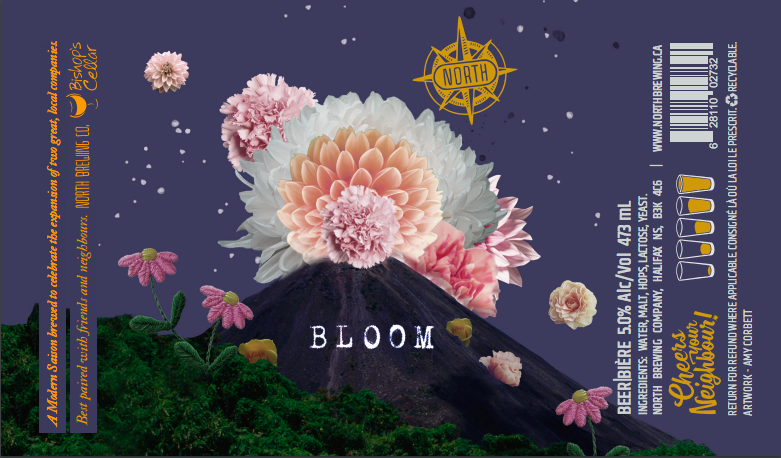 A product image for North & Bishops Bloom Can