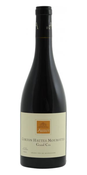 A product image for Domaine d'Ardhuy Corton Grand Cru Haute Mourottes 2012