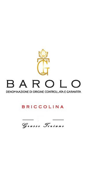 A product image for Briccolina Barolo DOCG 2014