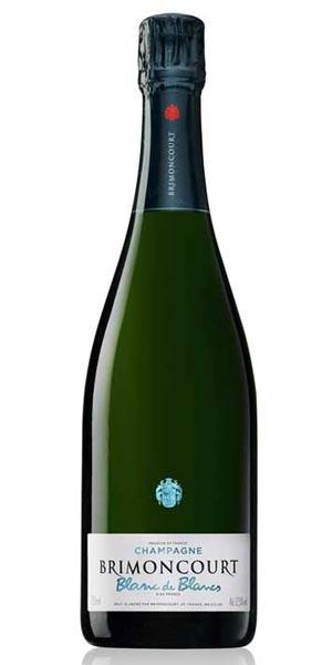 A product image for Champagne Brimoncourt Blanc de Blancs