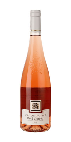 A product image for Domaine dAvrille Rose de Loire