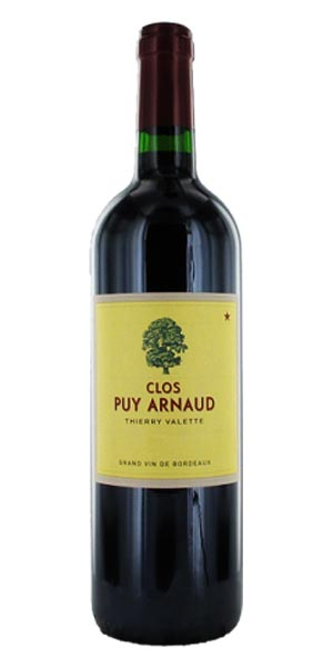 A product image for Clos Puy Arnaud 2015