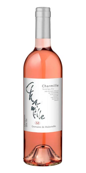 A product image for Domaine de Malavielle Charmille Rose