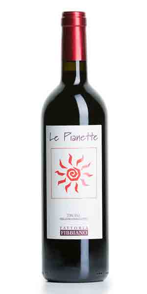 A product image for Fibbiano Le Pianette IGT