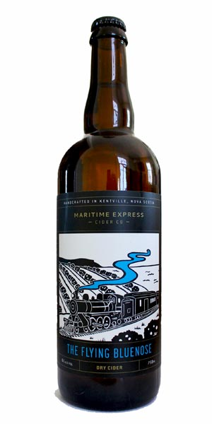 A product image for Maritime Express Bluenose Cider
